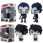 Funko Pop Anime Death Note L with Cake & Ryuk Vinyl Action Figure Toy Gift CA