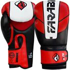 Farabi Pro Safety Tech Fighter MMA , Muay Thai Training Sparring Boxing Gloves