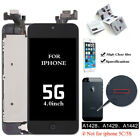 For iPhone 5 5S 5C Complete LCD Display Touch Screen Digitizer with Home Button