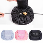 Portability Magic Travel Pouch Cosmetic Bag Makeup Bags Storage Bags New Flower