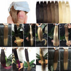 50cm in inch - 7A 16-26Inch Tape In  PU Skin Weft Remy Human Hair Extensions full head 20pc