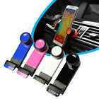 360°Car Air Vent Mount Cradle Holder Stand for Mobile Smart Cell Phone GPS Hot