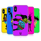 92 moose phone number - HEAD CASE DESIGNS NEON ANIMAL SILHOUETTES SOFT GEL CASE FOR APPLE iPHONE PHONES