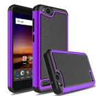 For ZTE Tempo X N9137 /Blade Vantage Phone Case Shockproof Slim Armor Hard Cover
