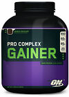 Pro Complex Gainer, Optimum Nutrition, 5.08 lbs., ON, 4 Flavors, gain muscle