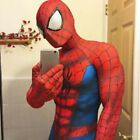 Marvel Amazing Spiderman Muscle Shading 3D Print Lycra Spandex Cosplay Costume