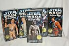 "Star Wars Collector Series 12"" Figures Pick Darth Vader, Luke Skywalker, C3PO $17.0 USD"