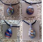 New Glass Pendant Necklaces - Jewelry 4 Paws Series by Larry Holt