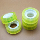 12mm*30m Clear Transparent Tape Sealing Packing Office Stationery