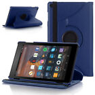 TASCHE + SCHUTZ FOLIE AMAZON KINDLE FIRE HD 8 (2017) HÜLLE CASE COVER +PEN-360