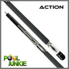 Action Black and White BW01 Pool Cue $84.15 USD
