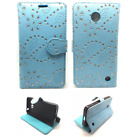 New Magnetic Wallet Leather Flip Book Case Cover for Nokia N8 + Microsoft Lumia