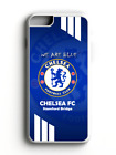 Chelsea FC. We Are Blue Rubber/Aluminum CASE For I Phone & Samsung GALAXY
