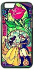 Disney Beauty and the Beast Rose Phone Cover Case Fits iPhone Samsung LG HTC etc