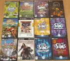 CLEARANCE PC GAMES, HUGE CHOICE MAKE YOUR SELECTION -  all Free Postage...