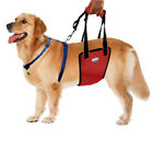 Dog Lift Support Harness Soft Full Body Injury Back Hip Pet Dog with Handle