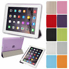 Slim Clear Smart Stand Case Cover Lot Protector For Ipad 2 3 4 Mini 3 Air Pro