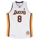 Kobe Bryant Los Angeles Lakers Mitchell & Ness NBA 03-04 Authentic Jersey - Whit
