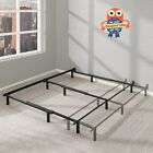 Metal Platform Bed Frame King Size Heavy Duty Mattress Foundation Folding 14