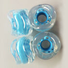 72mm 90A longboard wheels downhill skateboarding roller wave pattern grinding