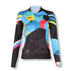 Spakct Bike Cycling Women's Long Sleeve Jersey -Grasse Fashion Sports Jersey