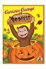 curious george 2013 - Curious George: A Halloween Boo Fest (DVD, 2013) BRAND NEW