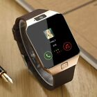 Bluetooth Smart Watch w/Camera Waterproof Phone Mate for Android Phones