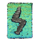 Mermaid Sequins Diary Notebook Paper Glitter School Office Stationery DIY US