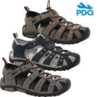 MENS SUMMER CLOSED TOE SPORT ADVENTURE SANDALS WALKING TRAIL BEACH HOLIDAY SHOES
