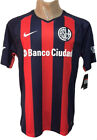 SAN LORENZO HOME SOCCER JERSEY 2018 ALL SIZES image