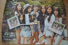 Signed GFriend Album Photo APRALLEL Rainbow ALL6Members Hand Autograph Official