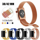 Milanese Loop Stainless Steel Watch Bands Wristband Strap For Apple Watch iWatch