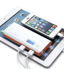 Portable 50000mAh LCD Power Bank External 2USB Battery Charger For Cell Phone MR