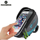 ROCKBROS Bicycle Touch Screen Handlebar Cycling Riding Pannier Bags Phone Case