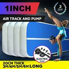 Inflatable Air Tumbling Air Track Floor Home Gymnastics Tumbling Mat GYM 5 color