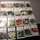Cucumber Seeds -Organic Heirloom -Non Gmo Open Pollinated Green Yellow -25 SEEDS
