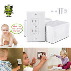 Newest Plans Best Baby Child Safety Self-Closing Electrical Outlet Newest Covers