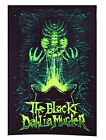 The Black Dahlia Murder textile patch DIY death metal core punk rock music patch