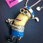 free minion - Betsey Johnson Minion Necklace & Free Gift $6.99