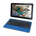 RCA Viking Pro 101 2-in-1 Touchscreen Laptop Computer Tablet 32GB Android 50