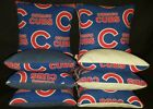 Chicago Cubs Set of 8 Cornhole Bean Bags FREE SHIPPING on Ebay