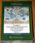 Teaching Company LONDON Short History WORLD'S GREATEST CITY in the WORLD 4 DVDS