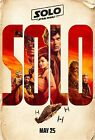 Solo A Star Wars Story Poster Movie ALL Characters 2018 New Film Print Han Solo $8.99 USD
