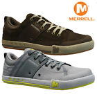 NEW MENS MERRELL CASUAL WALKING RUNNING SPORTS CANVAS TRAINERS SHOES PLIMSOLLS