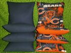 Chicago Bears Set of 8 Cornhole Bean Bags FREE SHIPPING $34.99 USD on eBay