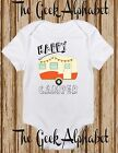 Happy Camper Baby Unisex - Hippie Baby - Camping Baby Clothes Happy Baby Clothes