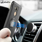 Shockproof Case For Huawei Honor 7X 9 V9Play Magnetic Ring Kickstand PC+TPU Case