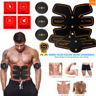 Rechargeable Smart Abs Stimulator Fitness Gear Muscle Abdominal toning Trainer
