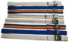 JDM Patient Transfer GAIT BELTS 5 sizes 5 colors MADE IN USA Home Health Hospice