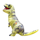 ADULT T-REX INFLATABLE Costume Jurassic World Park Blowup Dinosaur Fast